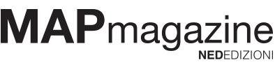 MAP MAGAZINE logo
